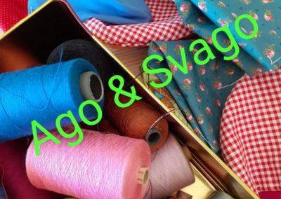 """Laboratorio creativo di cucito """"Ago e Svago"""" – presso il Servizio Sociale del Polo di Susa"""